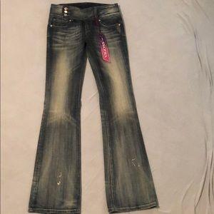 Vigoss Lowrise Flare Jeans